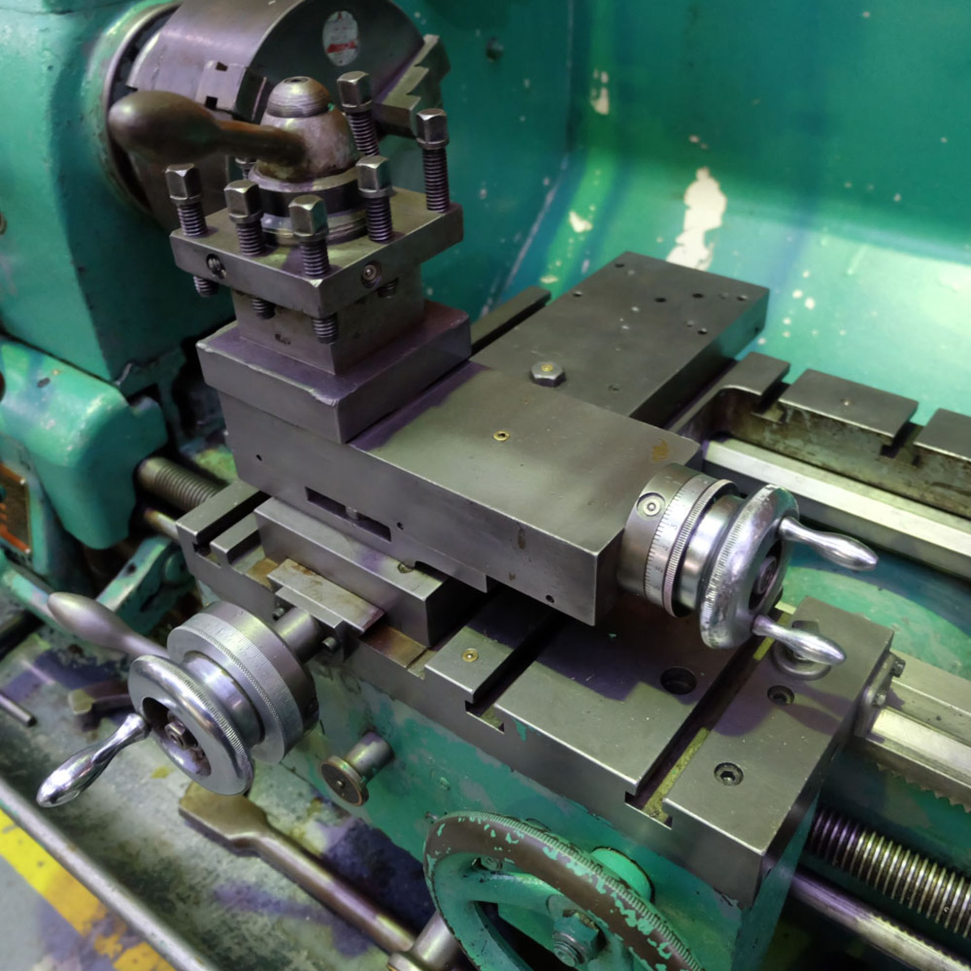 Colchester Student Roundhead Centre Lathe - Image 4 of 8