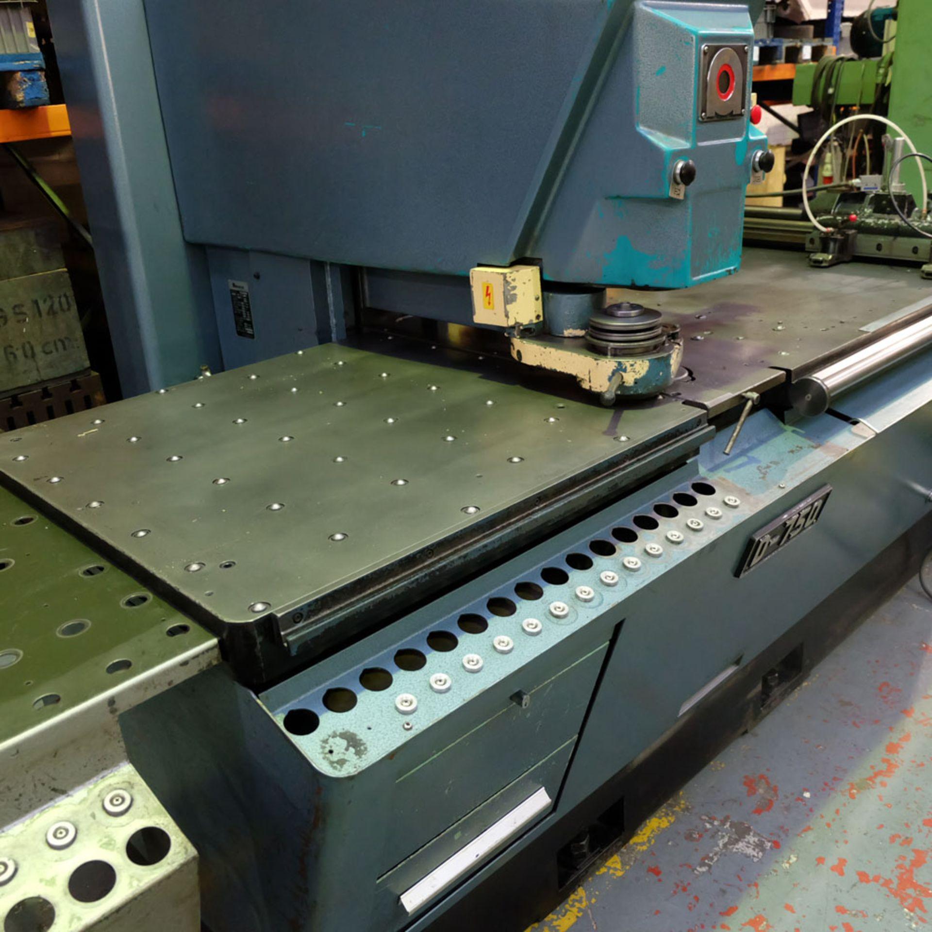 Amada D-750 Duplicator Punching Machine. - Image 2 of 18