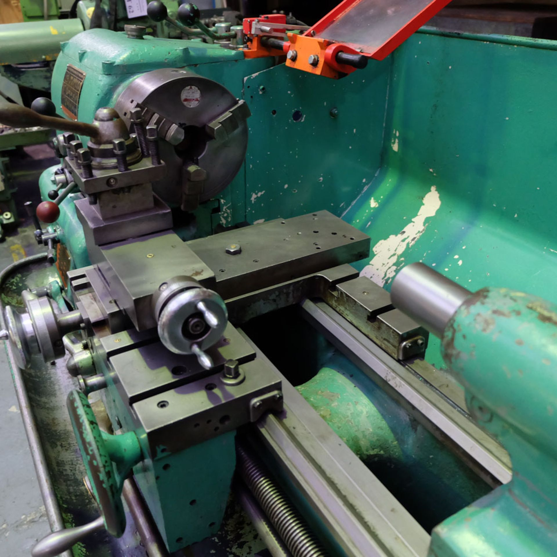 Colchester Student Roundhead Centre Lathe - Image 5 of 8