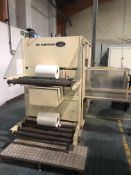GEI Europack side feed auto shrinkwrapper *YEAR 19