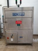 Newsmith stainless steel wash cabinet