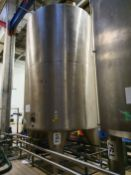 20,000 Litre stainless steel insulated tank (T2)