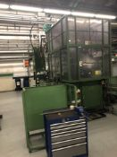 Guide Price - £25,000 - Nissei 250 blow moulding m