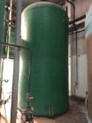 20,000 Litre Forbes cylindrical storage tank