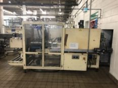 Europack SW21 Sidefeed auto shrink wrapping machin