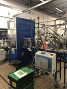 PCE Automation packlifter *YEAR 2004 – s/n 3222* - max speed 120 bottles per minute (Unit is part of
