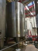 20,000 Litre stainless steel insulated tank (T1)
