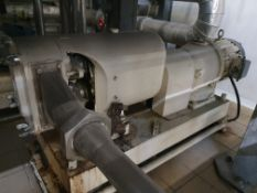WCB rotary lobe pump