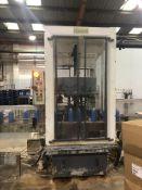 Farason 6 head rotary 5l liquid filler complete wi