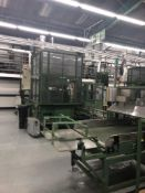Nissei ASB250HS Single Stage Blowmould Machine Ser