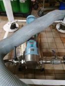 "Axflow 2"" rotary lobe pump"
