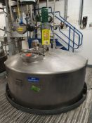2007 5,000 Litre stainless steel single skin mix t