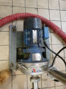 APV Puma 2-2-9 centrifugal pump
