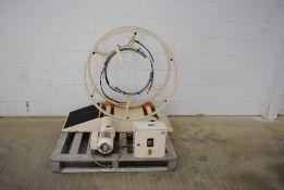 Calmore Machine Company Model: RF40eDT80K4 Barrel Mixer With SEW-Eurodrive Type:RF40eDT80K4 Motor