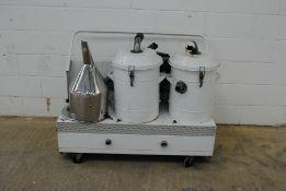 Cfm Zooca Model- C 315036 Industrial Vacuum Model