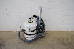 CFM Zooca Model - 5036 Industrial Vacuum With Nash Elmo G200-2BH1500-7AH26-2N00 Pump Vacuum Pump