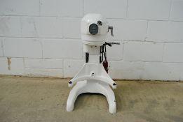 Hobart Model: AE200 Planetary Dough Three Speed, Electric Three Phase Mixer S/N:1332903