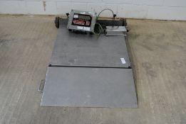 Avery Berkel Model: HB02 Scales / Weighing System S/N: 05 050071