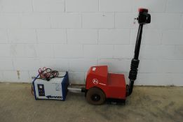 Wernsen Engineering Model:TP1.0 Electric Tow-Tractor With CMP2100 Charger S/N:RB01071563-HTS