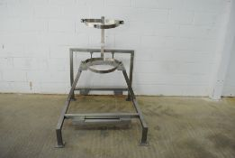 Stainless Steel Barrel Stand