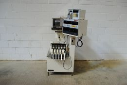 Aniritsu Capsule / Tablet Checkweigher Model: K51 5D with K261d Data Recorder S/N:A306 Year: 21/2/