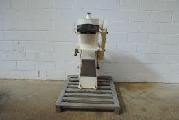 J.G Jackson & Crockatt Ltd Granulator Model: JA0RM Patent: 523224 12433/46 Order: J 4517 Machine: