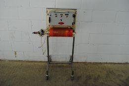 Vac-u-max Vacuum Pneumatic Conveying Control Panel