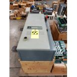 GE control line 200 disconnect 600v, 30amp with CR208B100DAA starter. New in box.