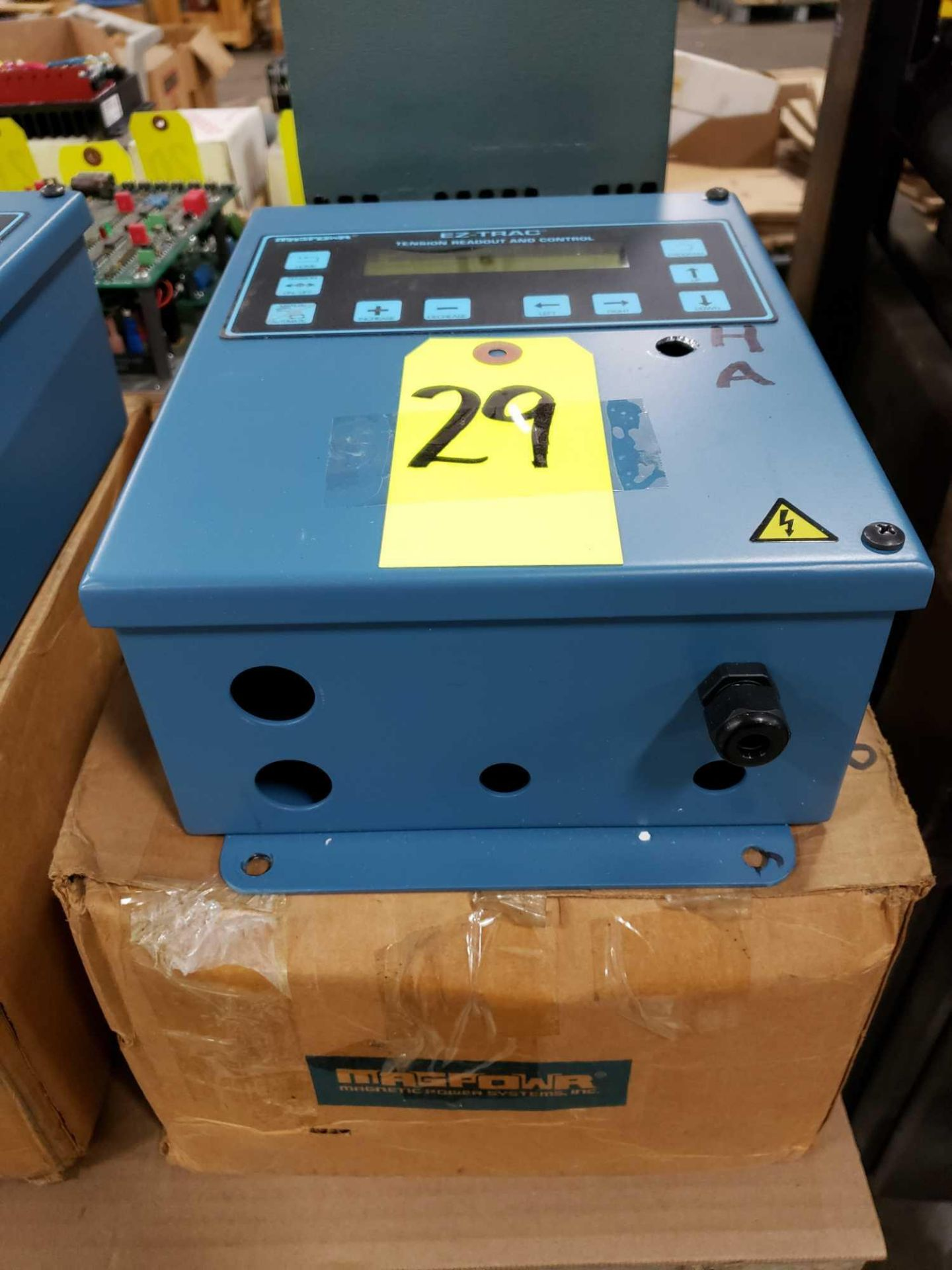 Lot 29 - Magpowr EZ-Trac model EZE controller.