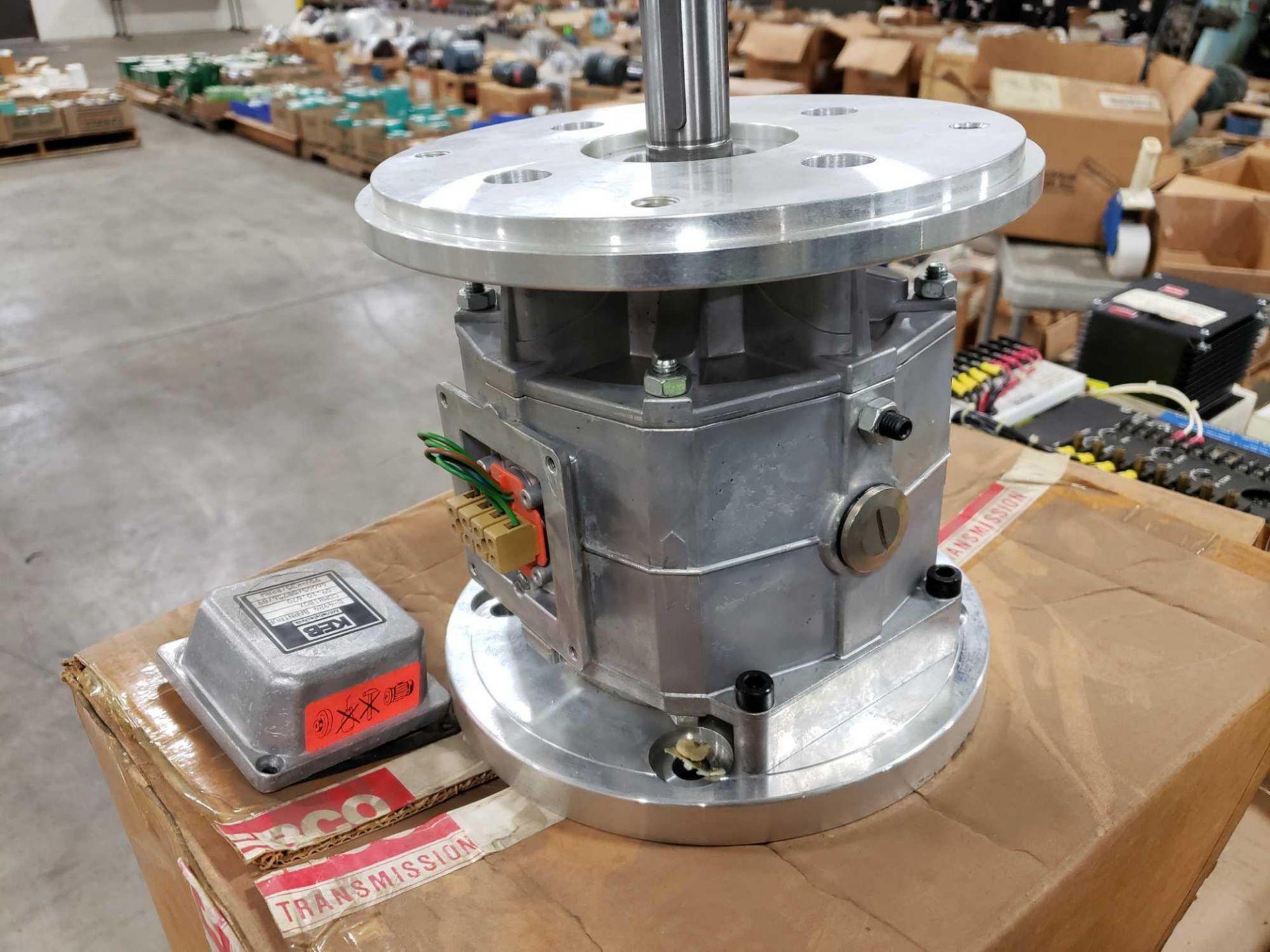 Lot 27 - KEB Combibox model 09.10-670. New in box.