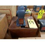 Zero-max geardrive power block model W4, speed range 0-10 gear ratio 40:1. New in box.