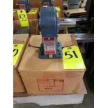 Zero-max gearhead power block model W1 speed range 0-100, gear ratio 4:1. New in box.