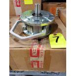 Kebco brake model 04.17.671, 95vdc, 145tc output, 145tc input. New in box.