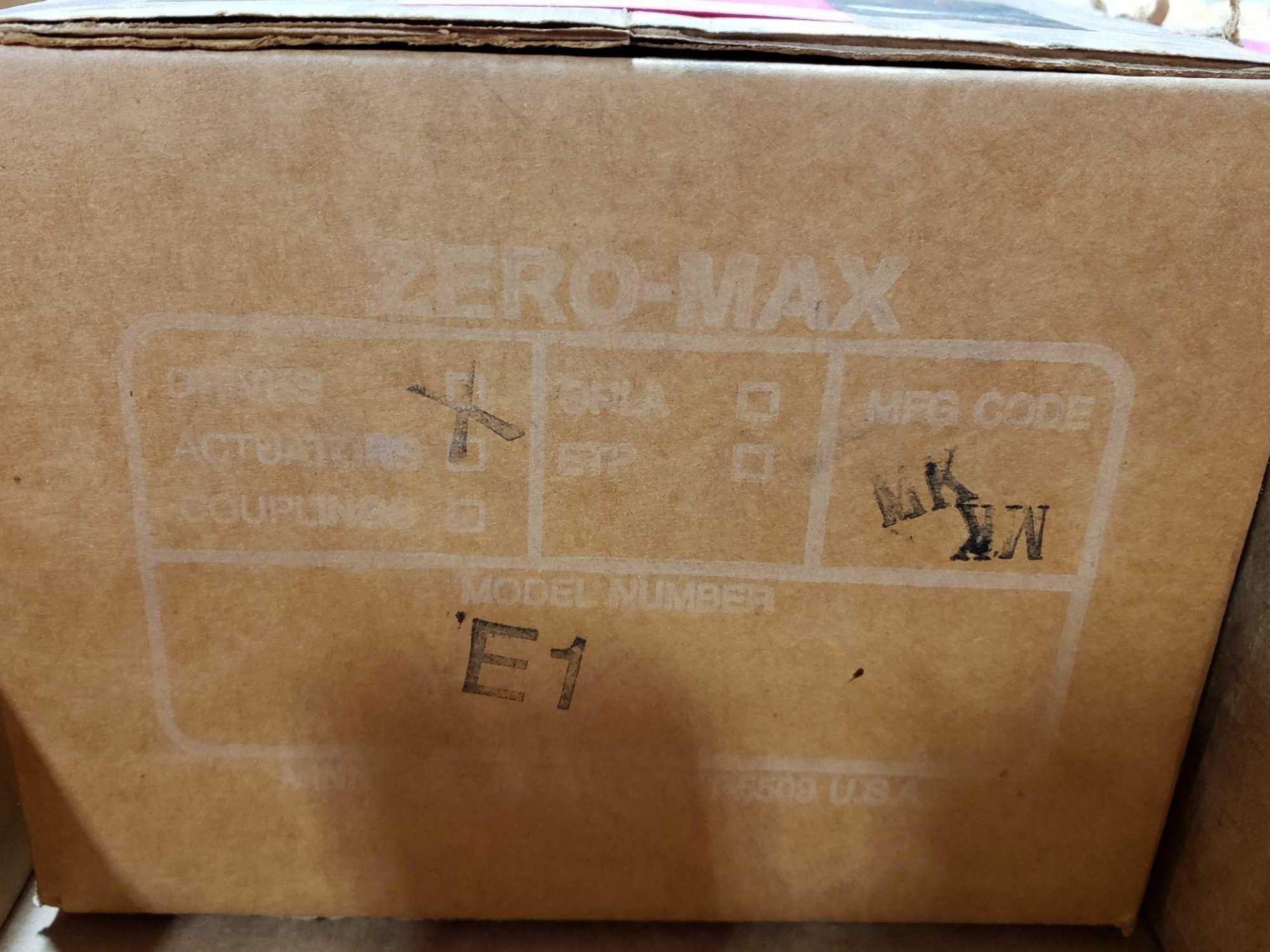 Lot 24 - Zero-max gearbox model E1. New in box.