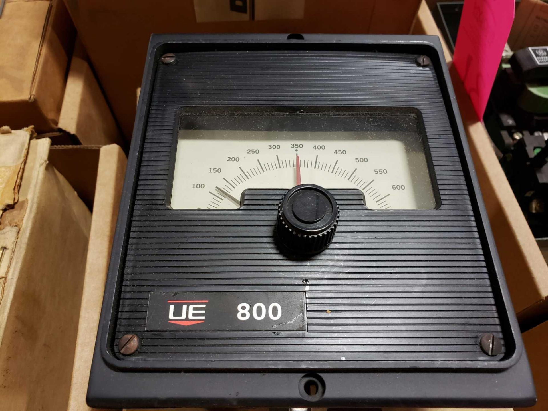Lot 26 - United Electric controls UE model 8BS. New in box.