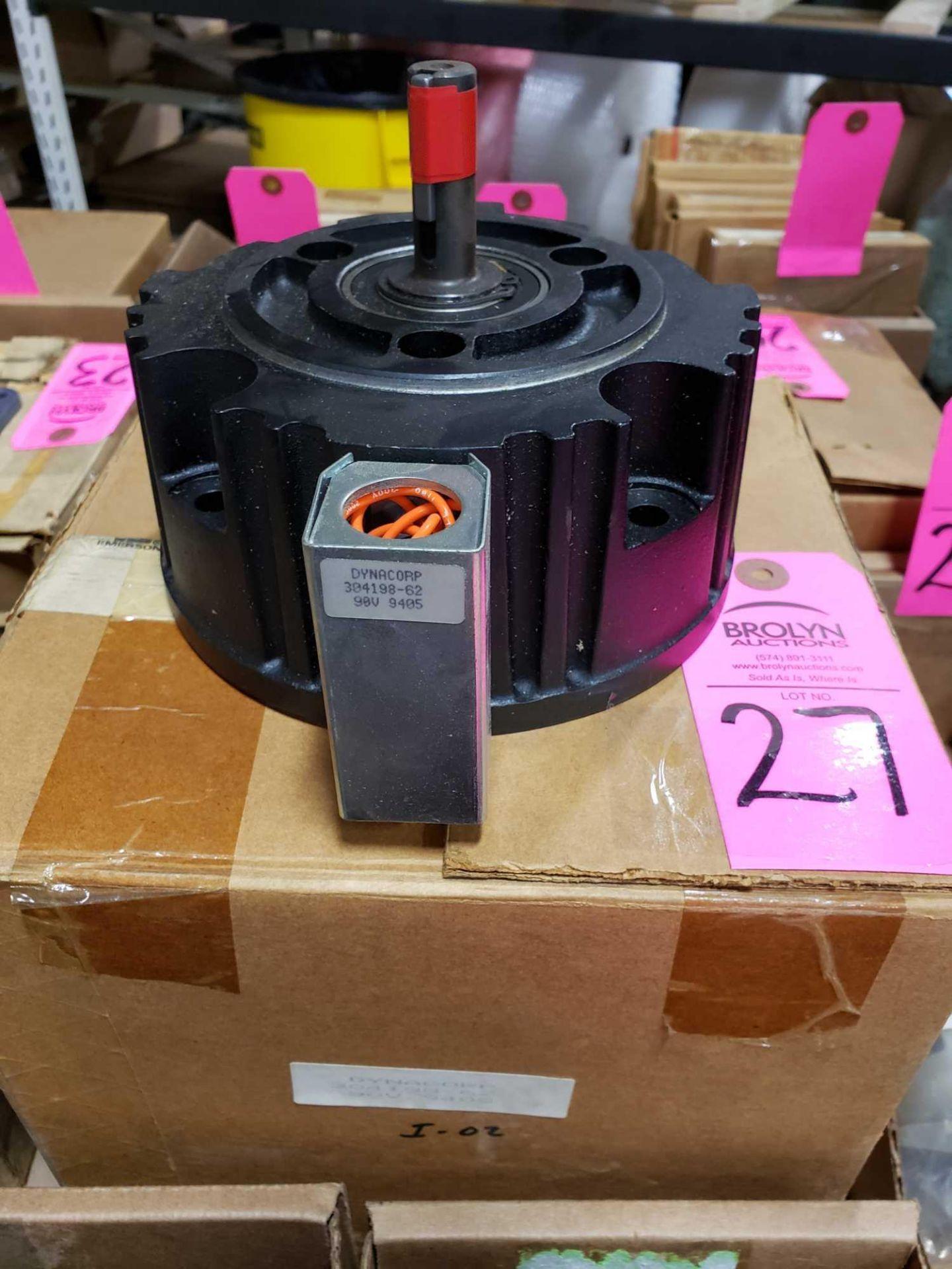 Lot 27 - Dynacorp brake model 304198-60, 90v. New in box.