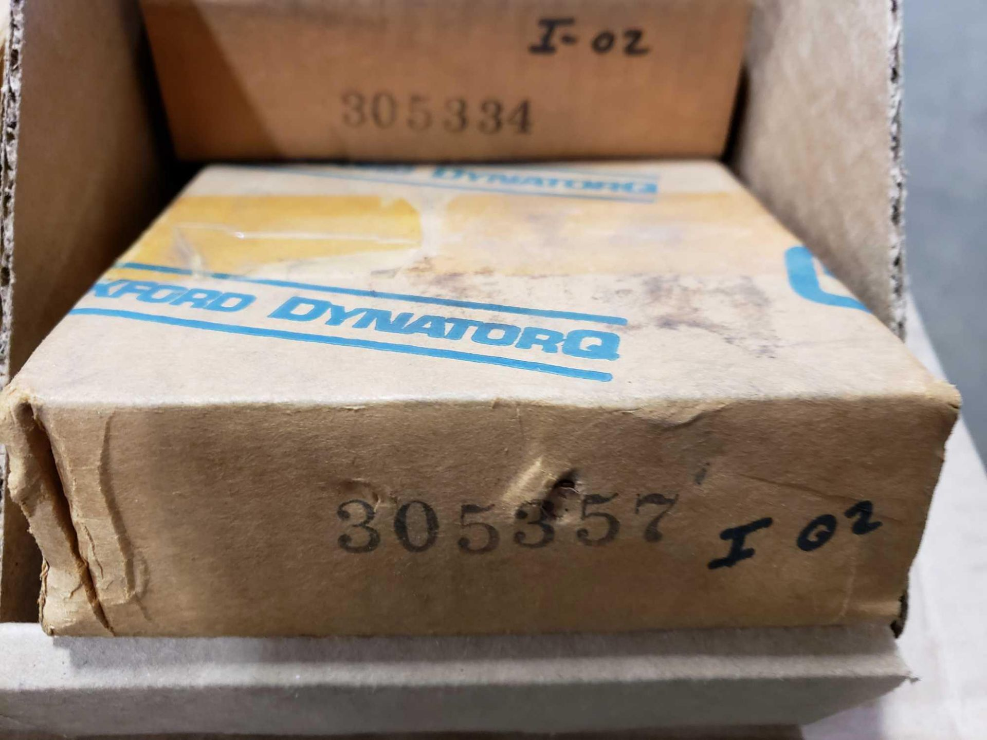 Lot 21 - Qty 2 - Dynatorq parts as pictured. New in box.