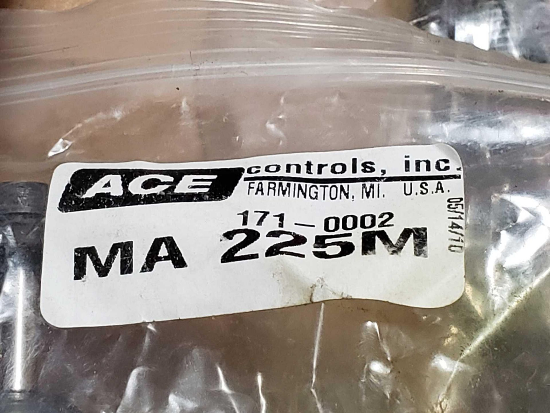 Lot 49 - Qty 2 - Ace controls model MA-225M. New in package.