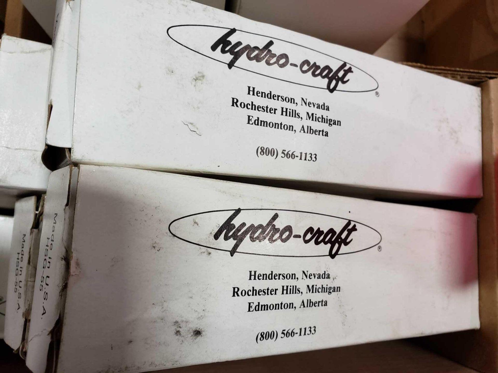 Lot 42 - Qty 6 - Hydro-craft model HSG-55. New in box.