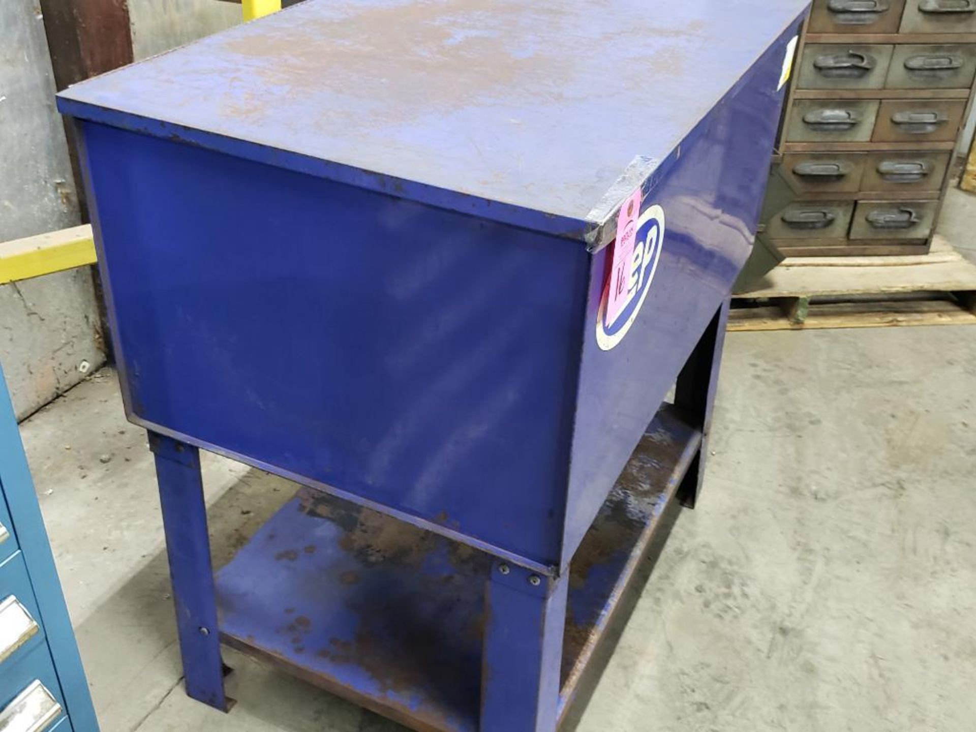 Lot 16 - Zep parts washer.