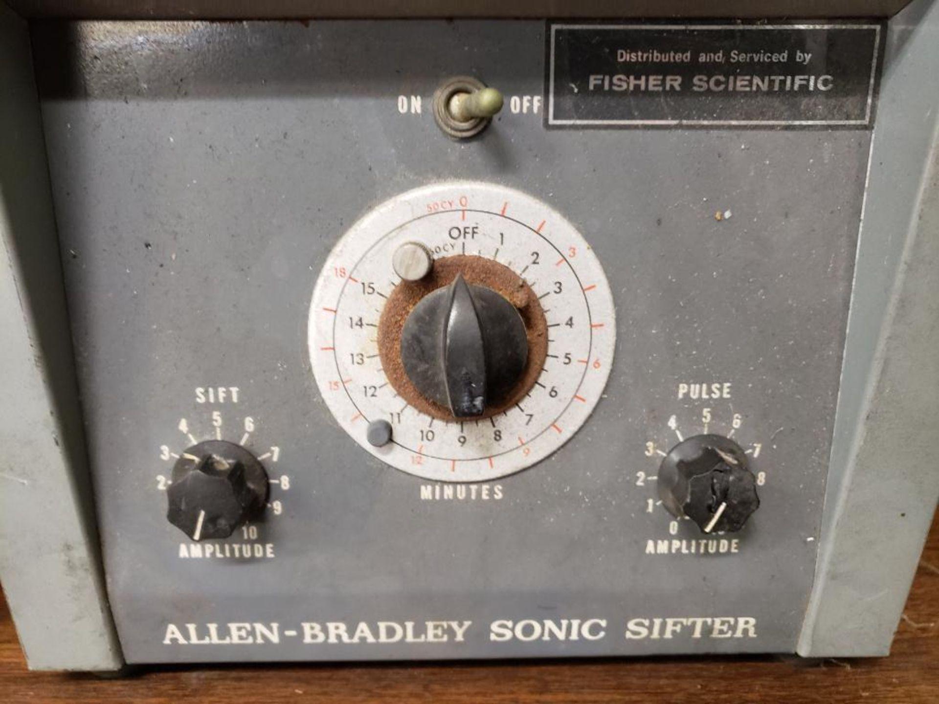 Lot 508 - Allen Bradley Sonic Sifter. Model L3-PF.