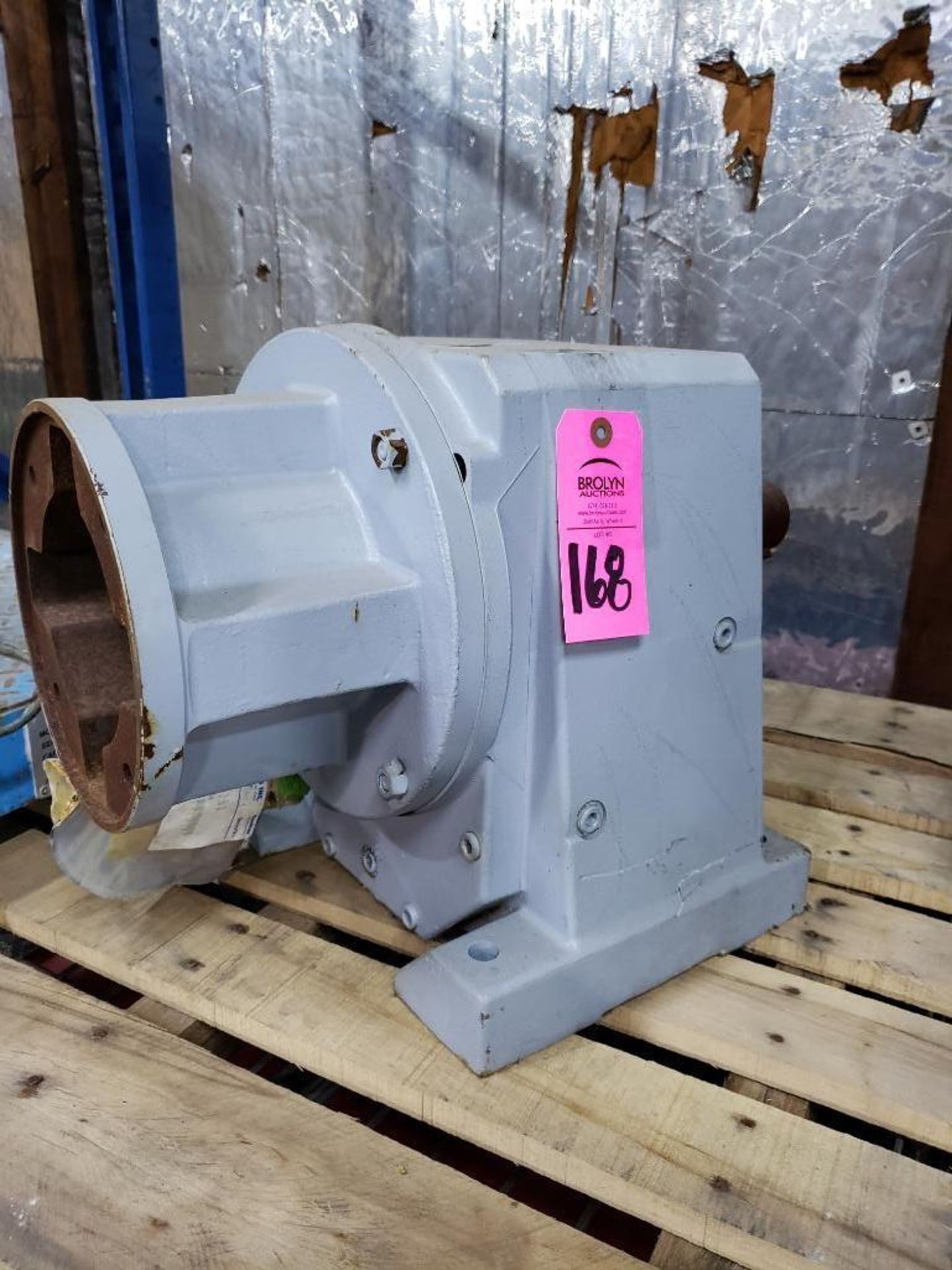 Lot 168 - Stober gearbox reducer drive ratio 23.2 to 1.