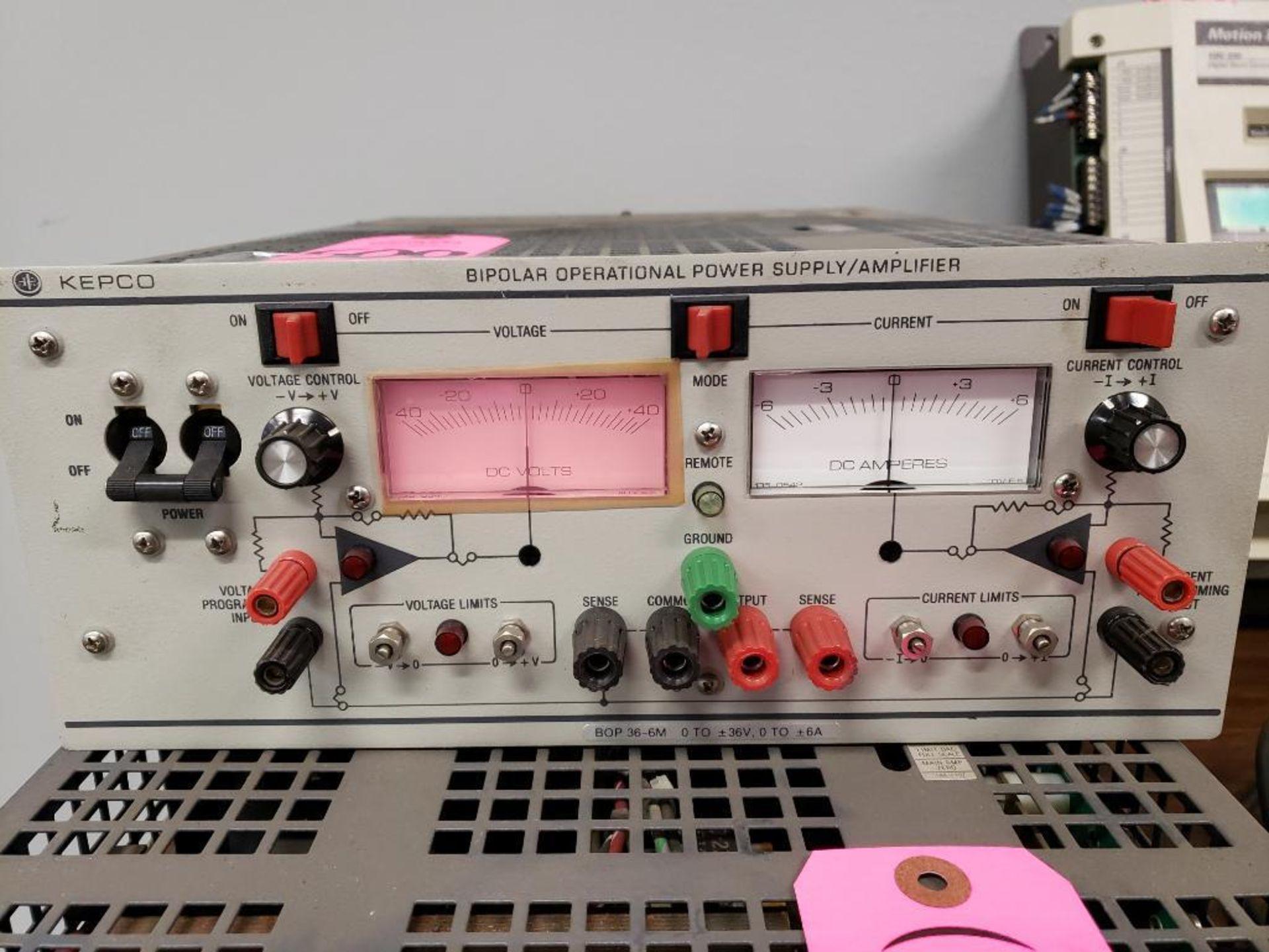 Lot 500 - Kepco power supply model BOP-36-6M.