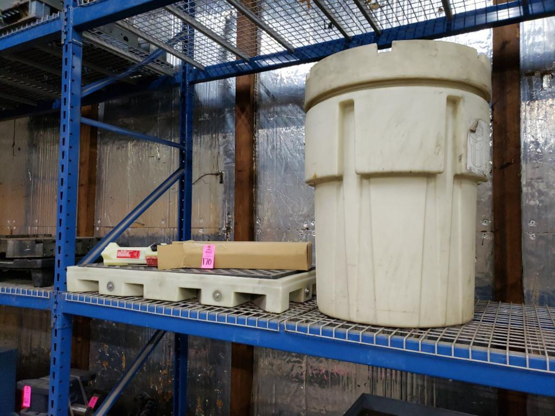 Lot 170 - Qty 3 - Assorted spill containment units.