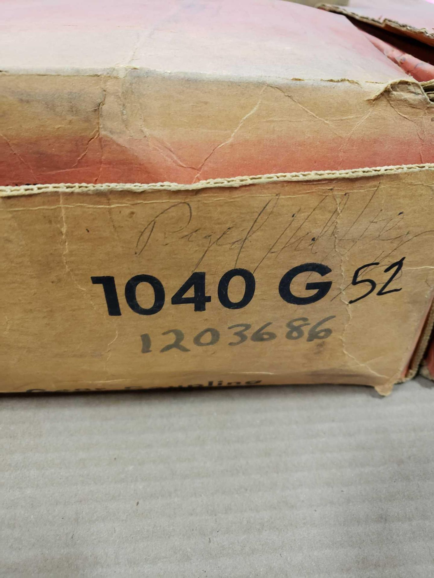 Lot 44 - Falk 1040G52 coupling component. New in box.