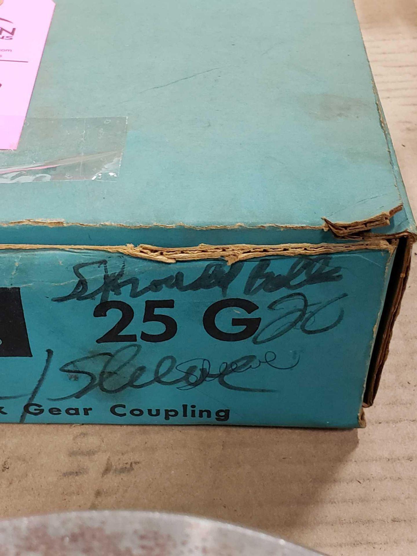 Lot 59 - Falk coupling model 25G20. New in box.