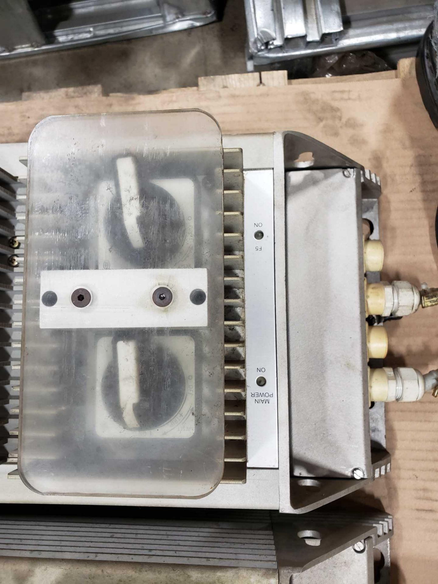 Lot 368 - Phoenix Contact Interbus Type IBS-IP-500-PS-2-BS power supply.