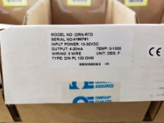 Omega Engineering model IDRN-RD controller. New in box.