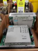 Qty 2 - Siemens Apogee digital point expansion part number 549-210.