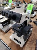 Olympus BH-2 microscope.